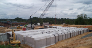 storm water construction