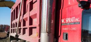 W.C. Spratt Truck