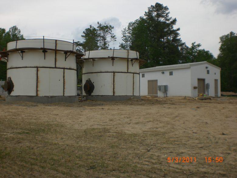 Large Tanks