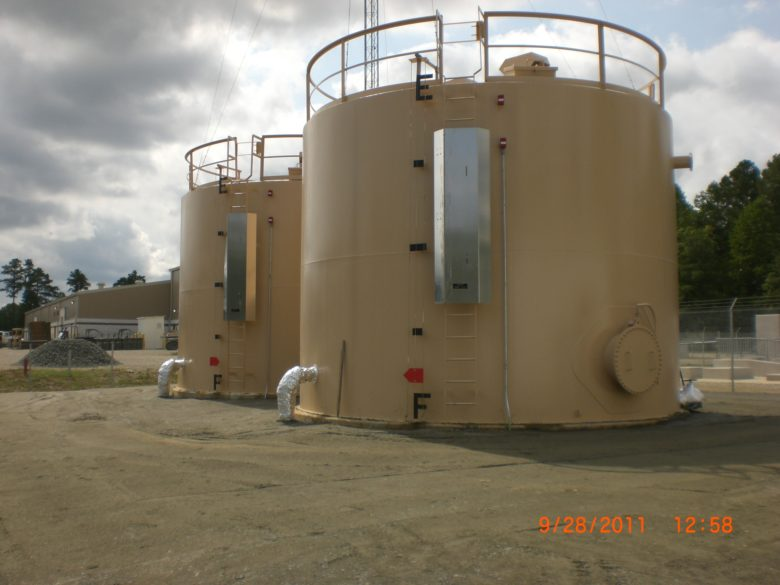 Large Tanks