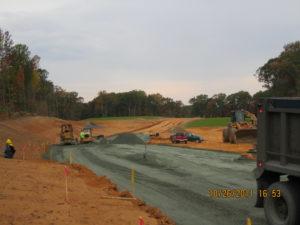 Excavation, Roadway Construction