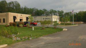 W.C. Spratt, Inc. Headquarters, Fredericksburg VA