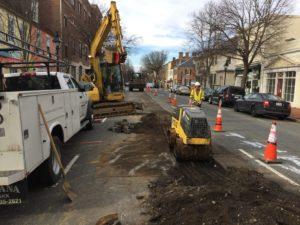 Road Work Construction