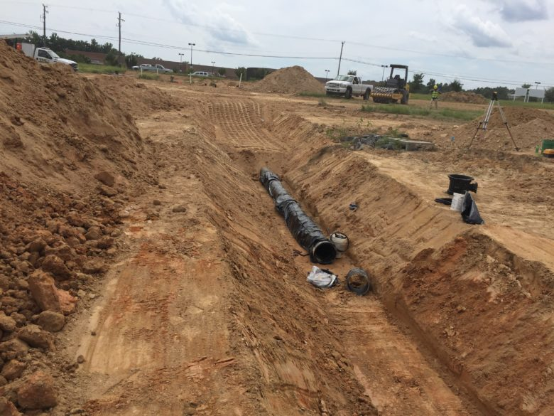 pipe construction
